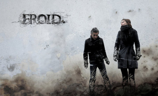 Visueel van project Enregistrement /Nouvel album de FROID.(Bristol/UK)