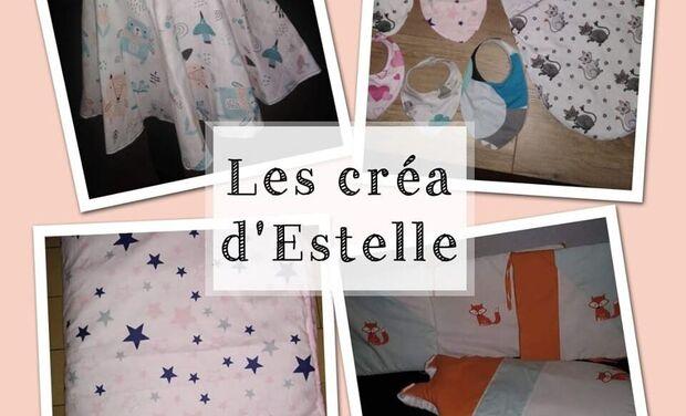 Project visual Aidez les créa d'Estelle a grandir !