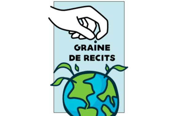Visuel du projet Graines de Récits