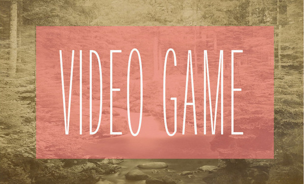 Project visual VIDEO GAME