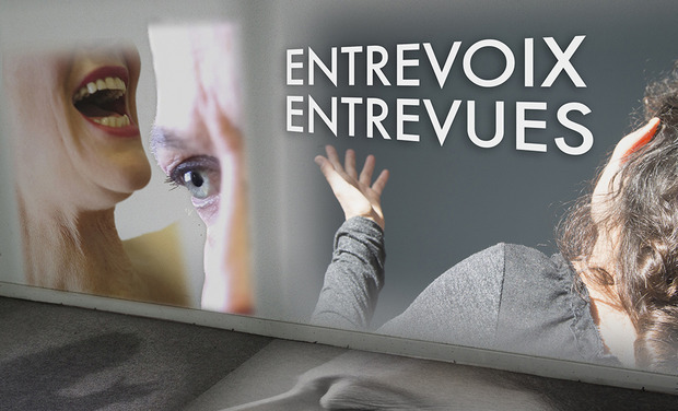 Project visual ENTREVOIX - ENTREVUE
