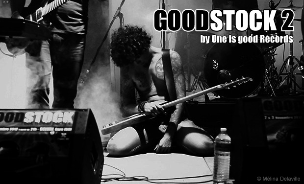 Project visual GOODSTOCK 2 by One is good Records