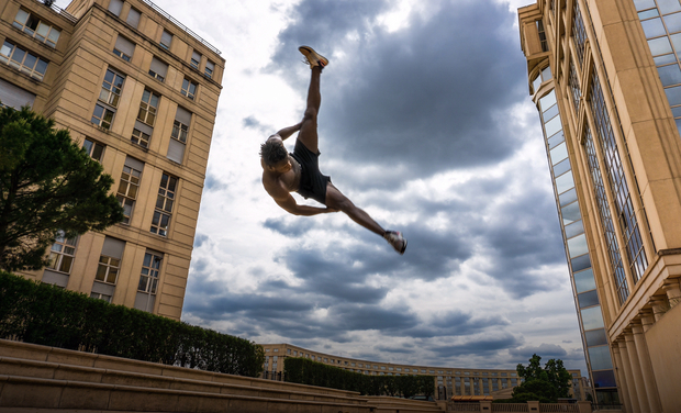 Visueel van project Vidéos acrobatiques par Ibra_acro_boy
