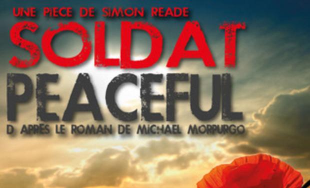 Project visual Soldat Peaceful de Simon Reade d'après le roman de Michael Morpurgo