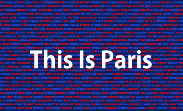 Visuel du projet This Is Paris - USA