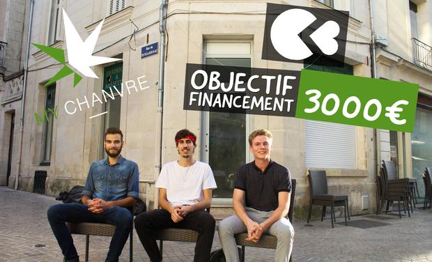 Project visual Une boutique spécialisée en chanvre bien-être et produits CBD sur Poitiers