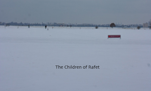 Visuel du projet The children of Rafet