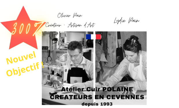 Project visual Un nouveau souffle pour CUIR POLAINE :