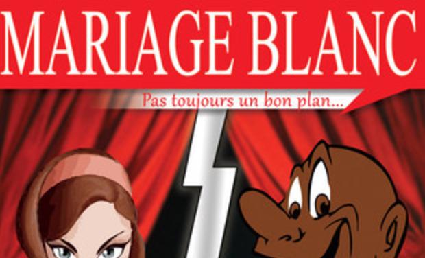 """Visuel du projet Lancement Parisien d'un street Boulevards """"Mariage Blanc Pas Tourjours Un Bon Plan"""""""