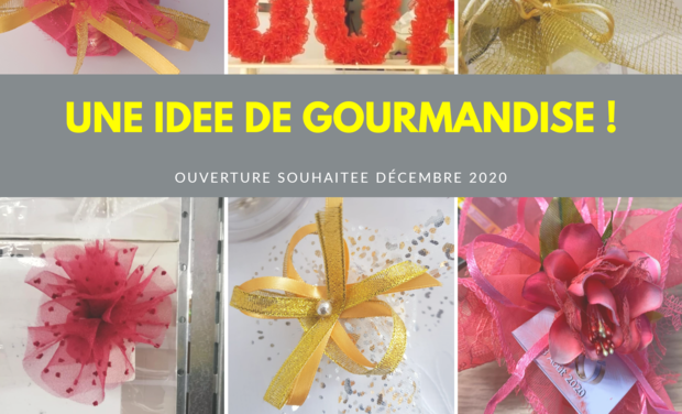 Visueel van project Une idée de gourmandise