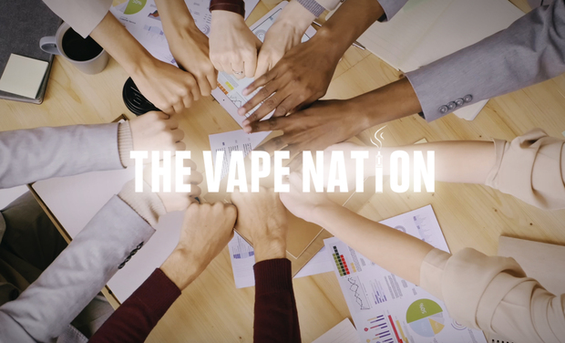 Project visual The Vape Nation
