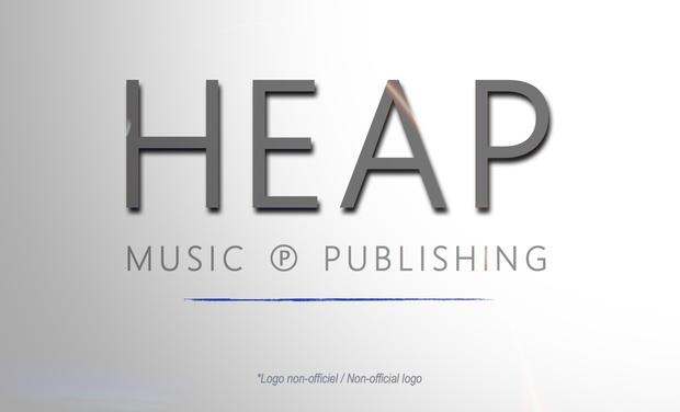 Project visual HEAP : A fresh Music Publishing company