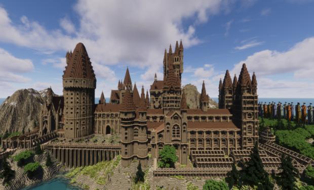 Visuel du projet PoudlardRP - Un jeu vidéo Harry Potter?
