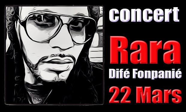 Project visual Concert Rara Difé Fonpaniè