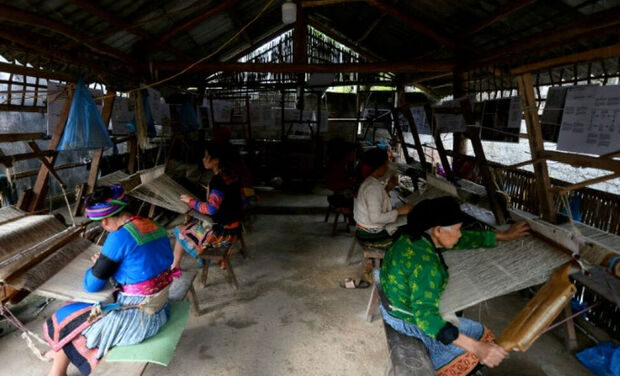 Project visual Femmes du Vietnam, tradition et modernité