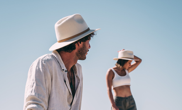 Project visual Milo Hats & Co