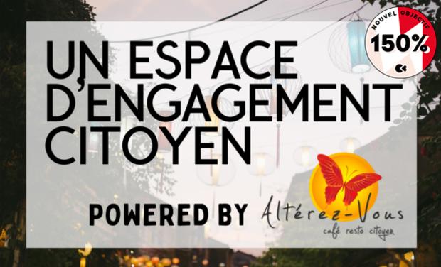 Project visual Un espace d'engagement citoyen à Louvain-la-Neuve