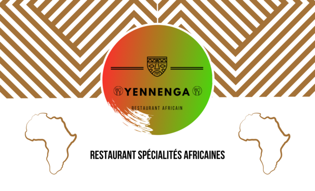Project visual YENNENGA Restaurant Africain