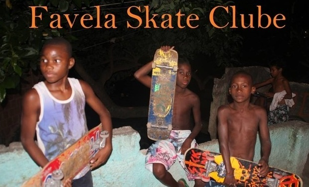Visuel du projet FavelaSkateClube