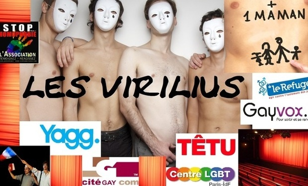 Visuel du projet * * LES VIRILIUS * *