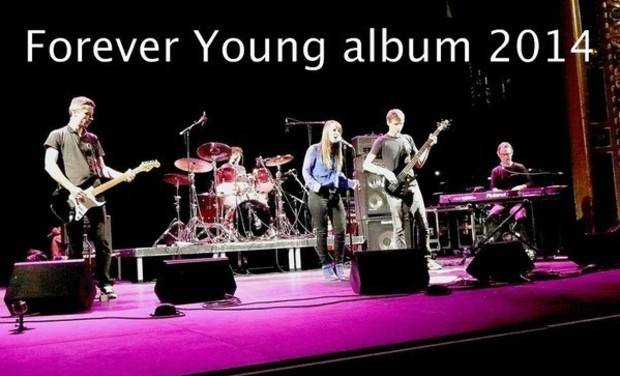 Project visual Forever Young album 2014