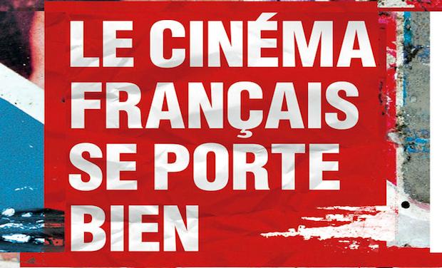 Visuel du projet Le cinéma français se porte bien / Distribution