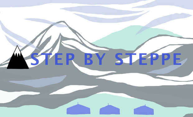 Project visual STEP BY STEPPE