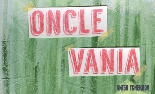 Visuel du projet Oncle Vania