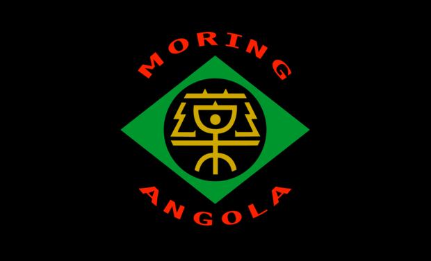 Visueel van project MORING ANGOLA Ban MALOYA associatif St Leu           Album ZARBOUTAN
