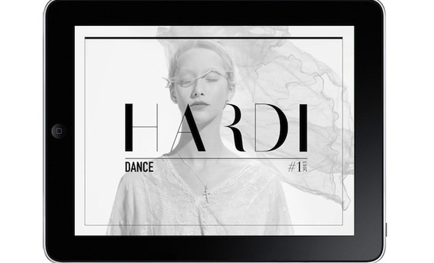 Project visual HARDI Magazine - #2 issue