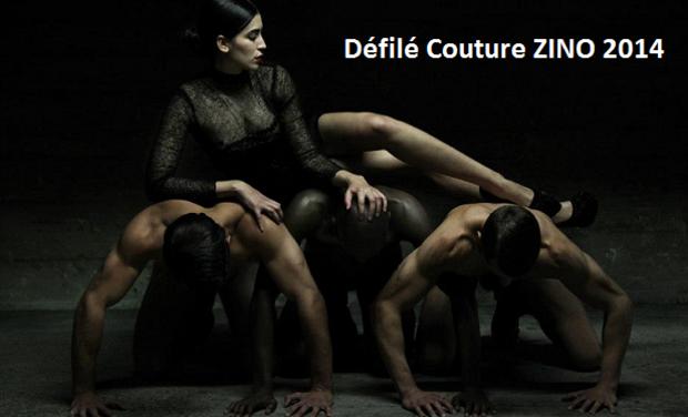 Visuel du projet Premier défilé couture ZINO TOUAFEK  à Paris