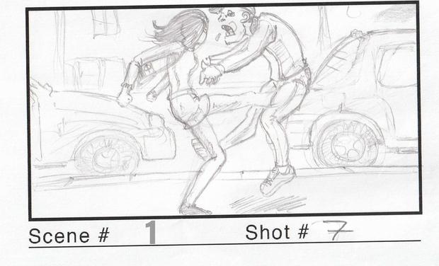 Image du projet Punch Girl