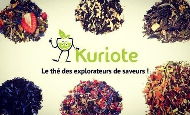 Visuel du projet Kuriote - Le thé des explorateurs de saveurs !