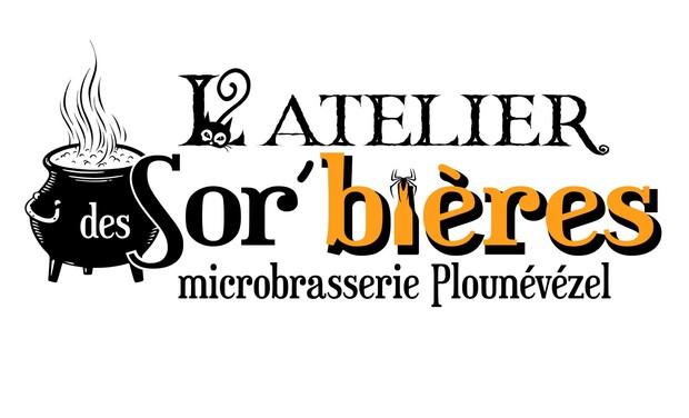 Project visual L'Atelier des Sor'bières, microbrasserie