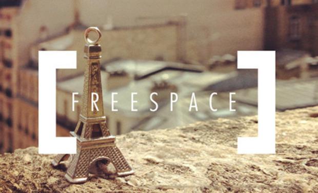Visueel van project [ Freespace ]  in Paris