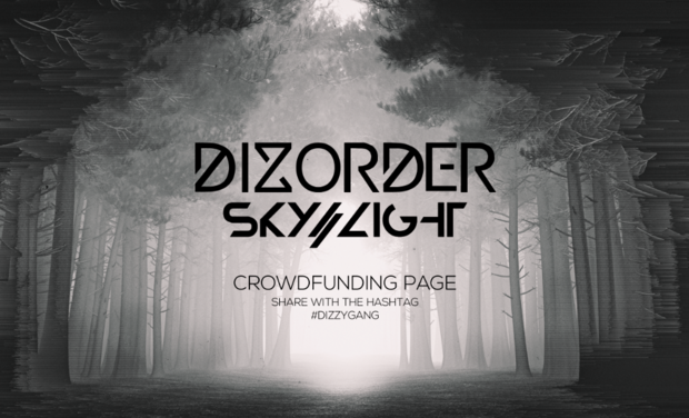 Visueel van project SKY//LIGHT : Participe à la sortie du nouvel album de DIZORDER !