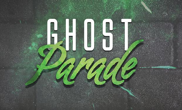 Visuel du projet Ghost Parade — 2 tomes