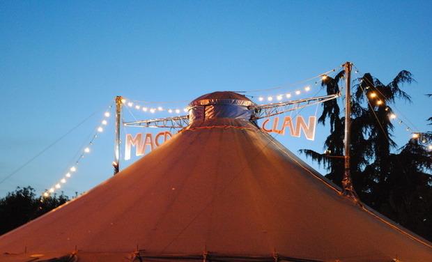 Visuel du projet circo MagdaClan