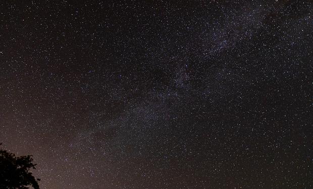 Project visual Un objectif, les étoiles.