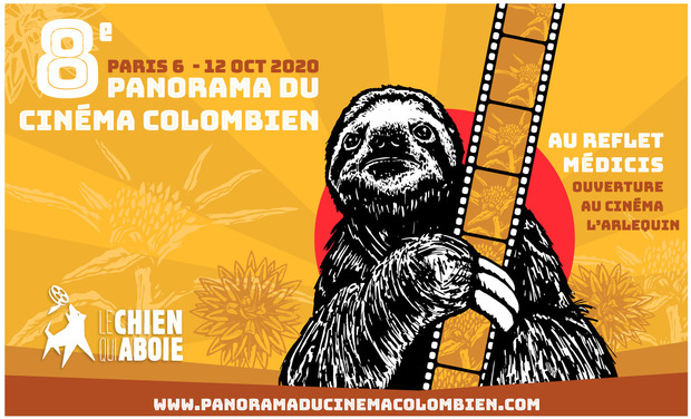 Visuel du projet 8ème édition du Panorama du Cinéma Colombien - PARIS 2020