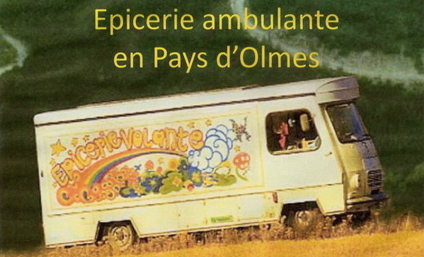 Project visual Epicerie ambulante en Pays d'Olmes