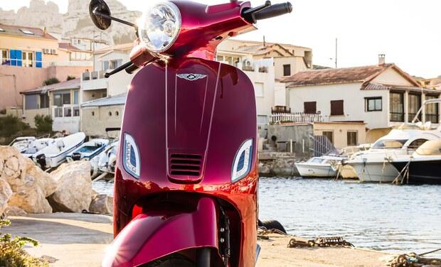 Visuel du projet Location de Scooter Électrique à Marseille