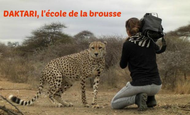 Visueel van project L'école de la brousse