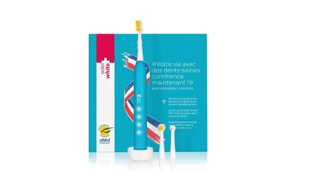 Project visual Brosse a dents Sonique Génération 12