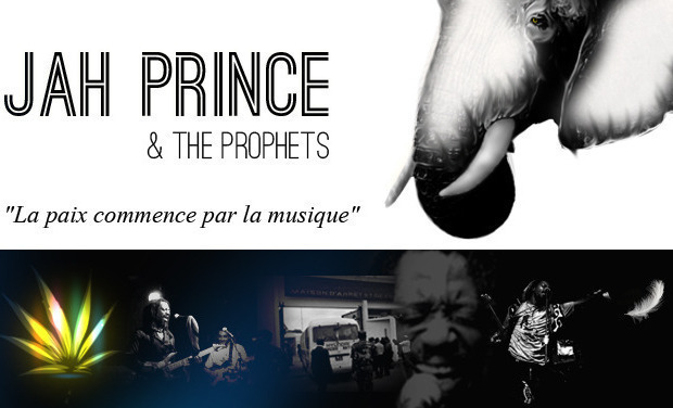 Project visual Participez à l'enregistrement du nouvel album de Jah Prince