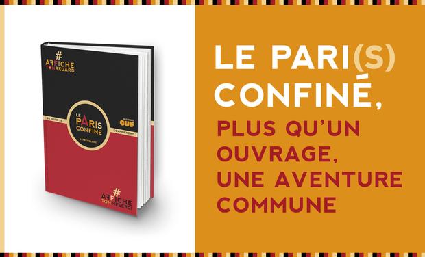 Project visual Le Pari(s) confiné : le livre