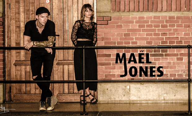 Project visual Premier EP Maël Jones