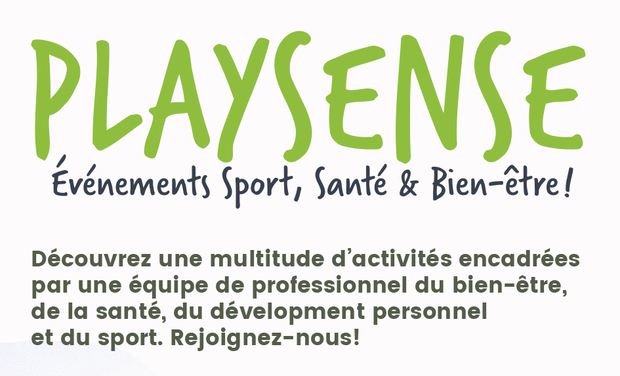 Visuel du projet Play Sense