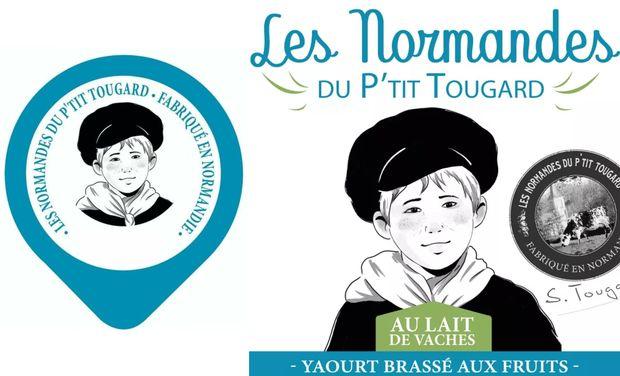 Project visual Les Normandes du p'tit Tougard