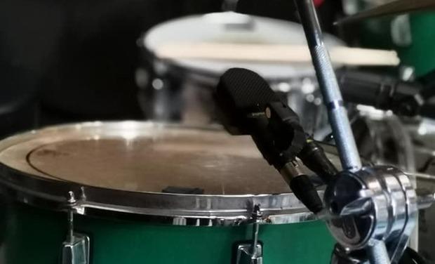 Visueel van project Enregistrement d'un E.P de musique instrumentale